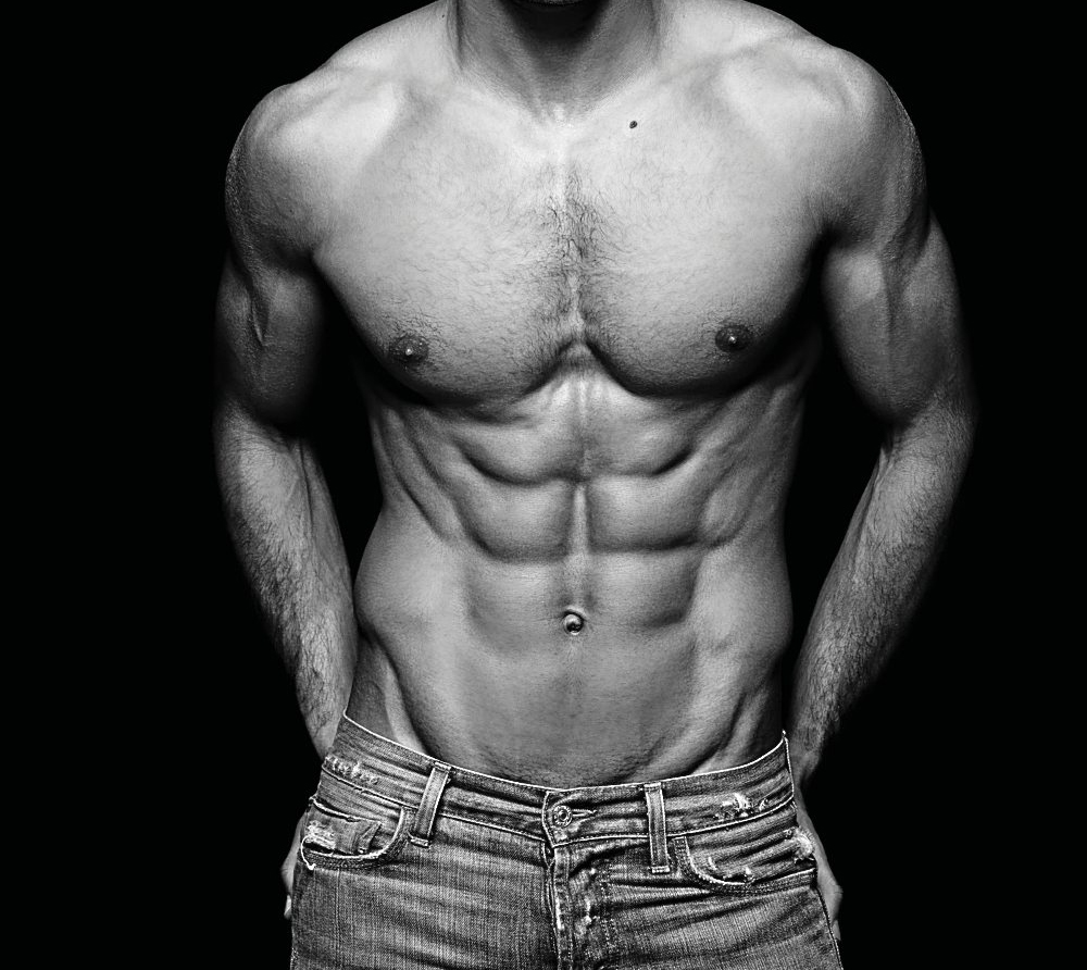 how to build six pack fast