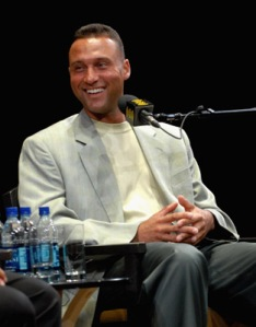 Derek Jeter - Business Casual